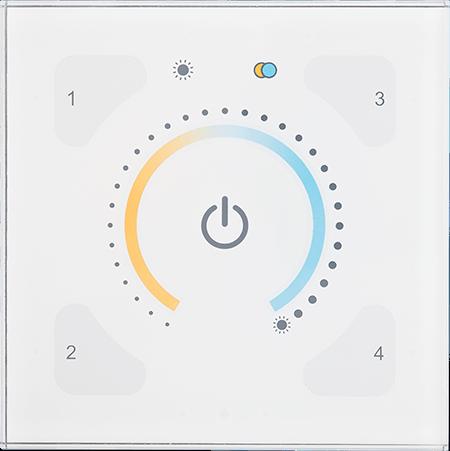 ILLUSTRIS - Touchpaneel voor DALI Type 8   Helvar, Lighting Controls ...